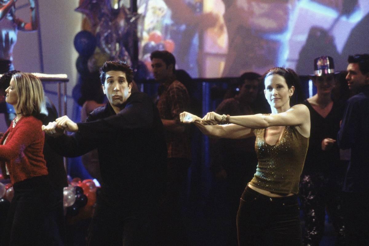 Algumas pessoas são biologicamente incapazes de dançar