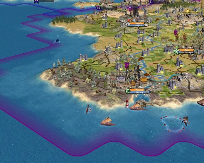 Civilization IV Complete Edition (Foto: Divulgação/2K Games)