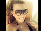 Ex-BBB Marien posa de biquíni: 'Nada melhor do que curtir uma praiana'