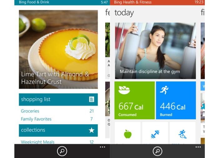 Novos apps do Bing foram lançados (Foto: Reprodução/CNET)