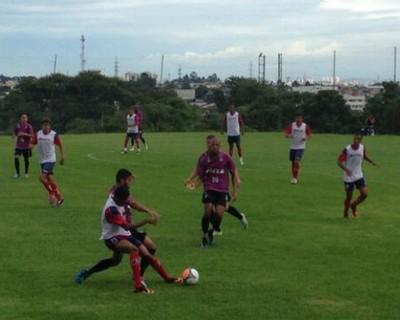 Paraná Clube Atlético-PR sub-23 jogo-treino (Foto: Divulgação / Site oficial do Paraná CLube)