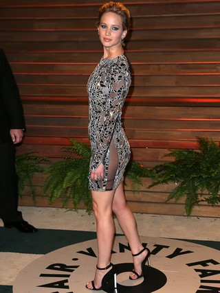 MODA - Estilo Jennifer Lawrence (Foto: Getty Images)
