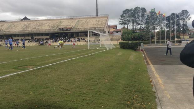 Atlético Sorocaba x São Bento sub-20 aniversário Sorocaba (Foto: Marcus Vinícius Souza)