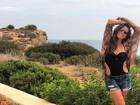 Giovanna Antonelli resiste às tentações em viagens: 'Não sou nada consumista'