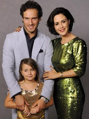 Paulo Rocha, Guilhermina Guinle e Jesuela Moro (Foto: TV Globo/TV Globo)