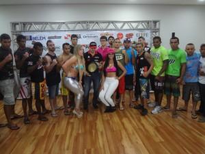 Foto geral Jungle Fight Belém (Foto: Thiago Lopes / Globoesporte.com)
