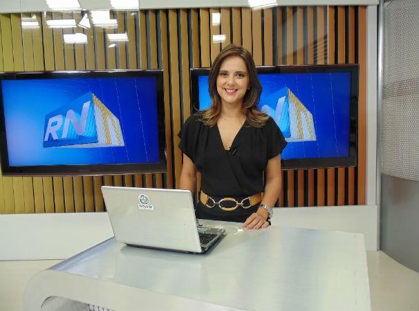 Jornalista Emmily Virgilio (Foto: Alessandra Lima)