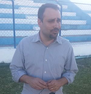Walmy Bezerra (Foto: Ednardo Blast / TV Grande Rio)