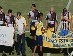Márcio Chagas Pelotas São Luiz (Foto: Reprodução/RBS TV)