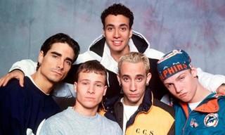 Backstreet Boys (Foto: Divulgação)