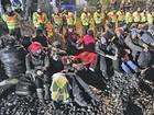 Polícia alemã detém centenas de manifestantes contra energia nuclear