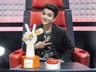 Wagner Barreto após vencer 'The Voice Kids': 'Sabia que eu ia ganhar'