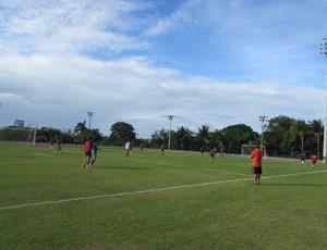 Unifor time feminino Cearense (Foto: Sebastião Mota)