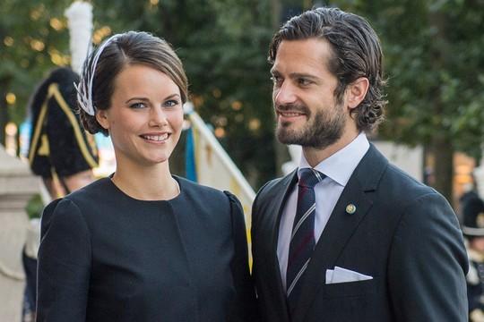 Carl Philip e Sofia Hellqvist  - noivos terão jantar privado nesta sexta (Foto: Getty Images)