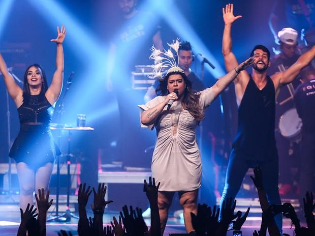Preta Gil em show em São Paulo (Foto: Manuela Scarpa/ Brazil News)