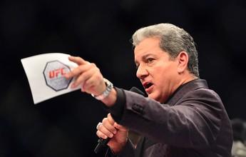 Curtinhas: Bruce Buffer vê Ronda afetada por atividades fora do MMA
