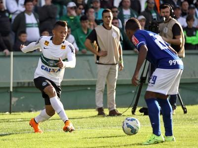 Rodrigo Ramos Coritiba (Foto: Divulgação/ Site oficial Coritiba)