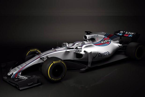 Williams FW40 (Foto: Divulgação)