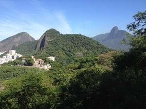 Transcarioca vai atravessar o município do Rio. (Foto: Mariucha Machado/G1)