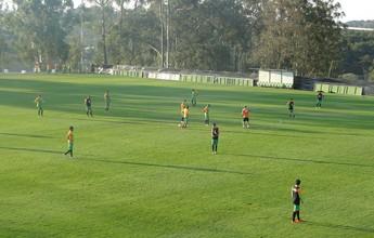Com dois jogos em casa, América-MG retoma os treinos no Lanna Drumond