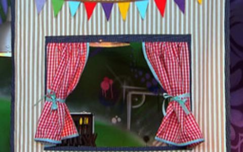 Passo a passo: teatro de fantoches para ter em casa