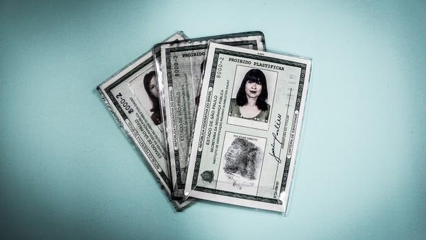 Carteira de identidade - RG - identificação  (Foto: ÉPOCA NEGÓCIOS)