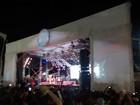 Praça de eventos da Arena das Dunas é inaugurada com shows
