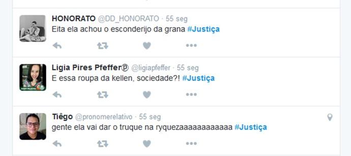 justiça (Foto: gshow)