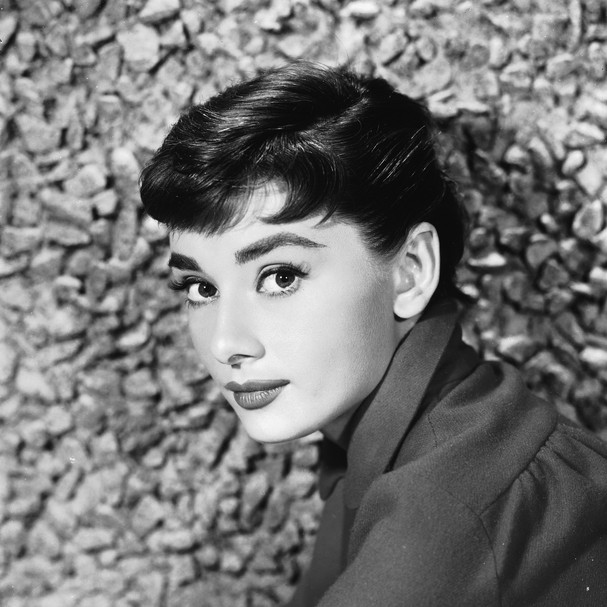 Audrey Hepburn nos anos 1950 (Foto: Getty Images)