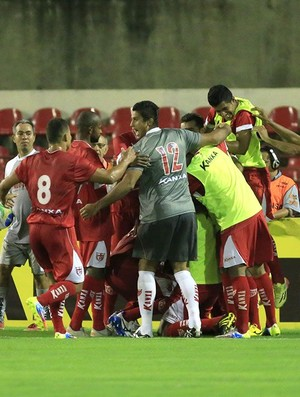 CRB x ASA, no Rei Pelé (Foto: Ailton Cruz/ Gazeta de Alagoas)