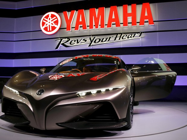 Yamaha Sports Ride Concept (Foto: REUTERS/Toru Hanai)