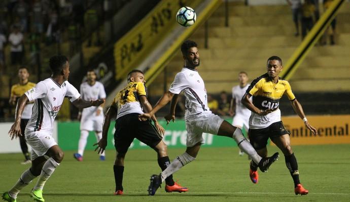 Criciúma x Fluminense (Foto: Fernando Ribeiro/Criciúma EC)