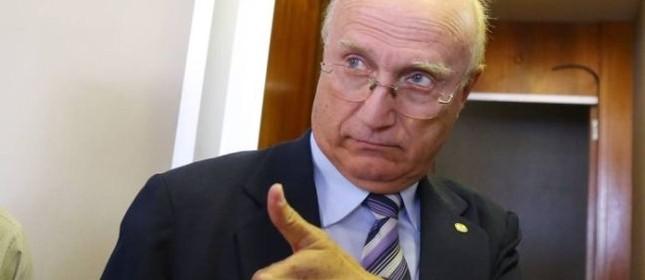 Osmar Serraglio (PMDB-PR), novo ministro da Justiça (Foto: Ailton de Freitas / Agência O Globo)