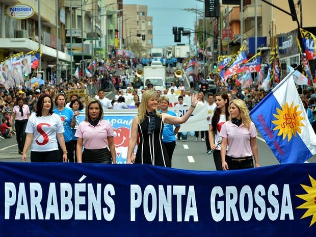 Desfile está marcado para as 8h30 do dia 15 de setembro (Foto  Divulgação  0fd4a35e97