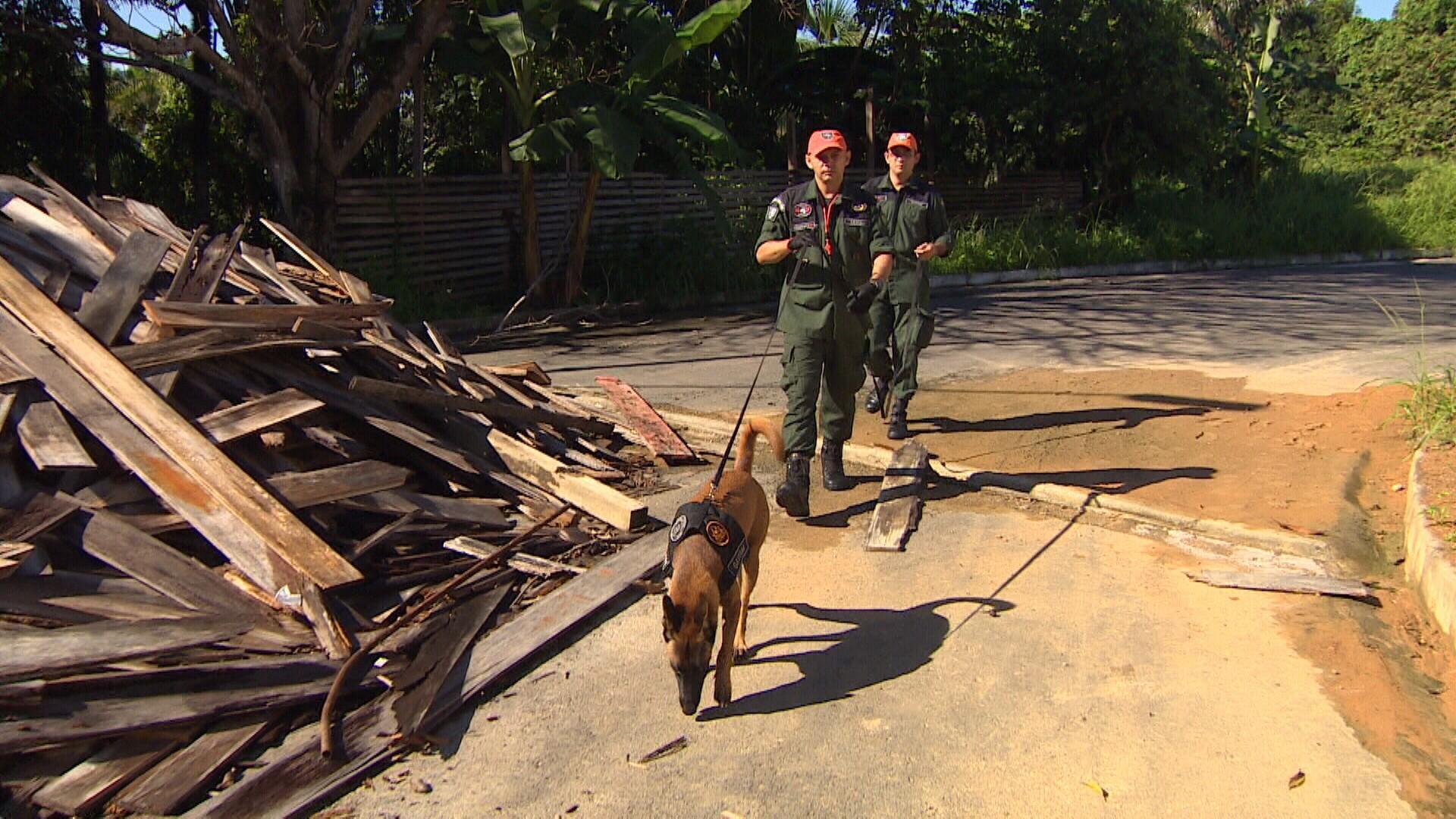 Grupo Gaviam auxilia defesa civil e corpo de bombeiros, no Amazonas (Foto: Amazônia Revista)