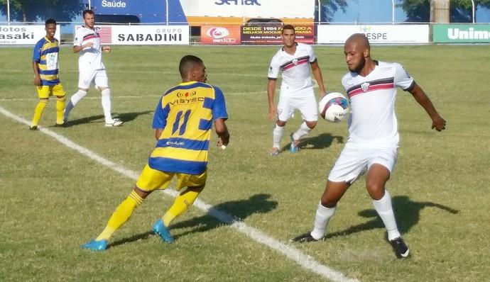 GEL derrota o Serra e encosta no G-4 da Série B do Campeonato Capixaba (Foto: Sidney Magno Novo/GloboEsporte.com)