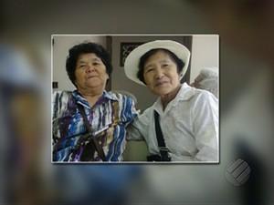 Japonesas foram mortas na quinta-feira (12) na rodovia BR-316 (Foto: Reprodução / TV Liberal)