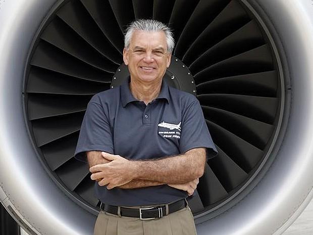 Paulo Cesar de Souza e Silva, que assume presidência da Embraer a partir de julho. (Foto: Paulo Whitaker/Reuters)