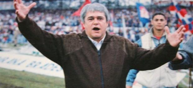 Otacílio Gonçalves, ex-técnico do Paraná Clube (Foto: Divulgação/Site oficial do Paraná Clube)