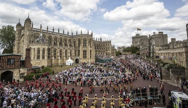Castelo de Windsor (Foto: Getty Images )