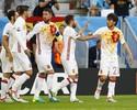 Favoritos avançam, e fase das oitavas terá clássico entre Espanha e Itália