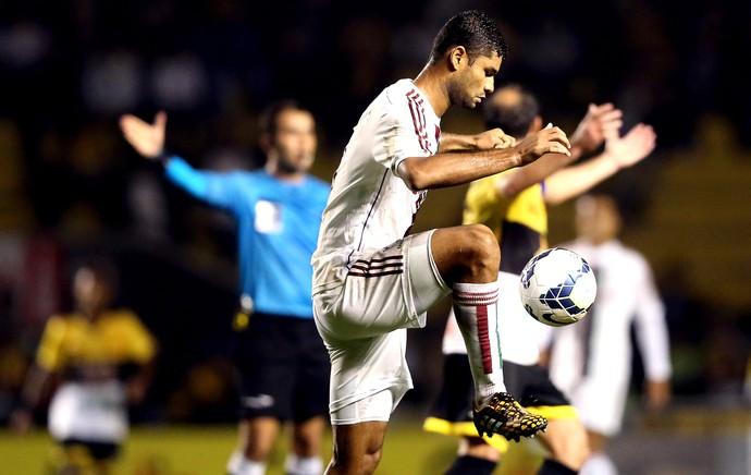 Gum jogo Criciúma x Fluminense (Foto: Getty Images)
