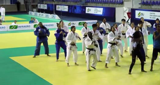 """""""Passinho do Judoca"""" (Reprodução)"""