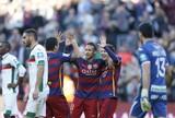 Além de Messi, Luis Enrique poupa Neymar e Suárez contra o Valencia