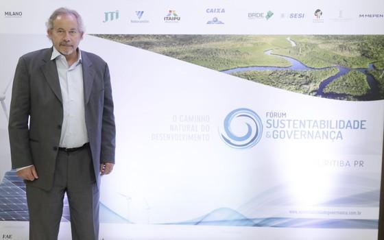 Michael Jenkins, CEO da organização ambiental Forest Trends (Foto: Divulgação)