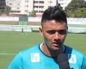 Improvisado na lateral, Valmir Lucas admite dificuldade para ir ao ataque