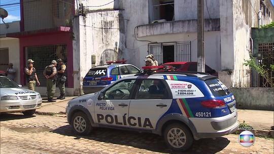 PF faz operação contra quadrilha de assaltos e explosão de caixas eletrônicos em Pernambuco e Alagoas