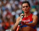 """Para campeão olímpico, Isinbayeva """"com certeza"""" levaria ouro na Rio 2016"""
