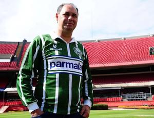 Evair Palmeiras Paulistão 1993 (Foto: Marcos Ribolli / Globoesporte.com)