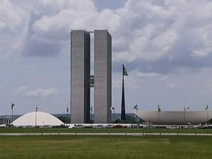 Congresso Nacional - GNews (Foto: Reprodução GloboNews)